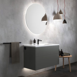 Skandinaviska badrum
