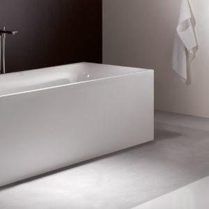 Fristående badkar