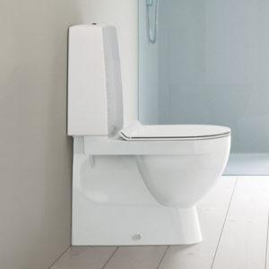 Golvstående WC