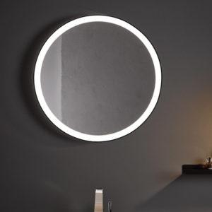 Speglar med belysning